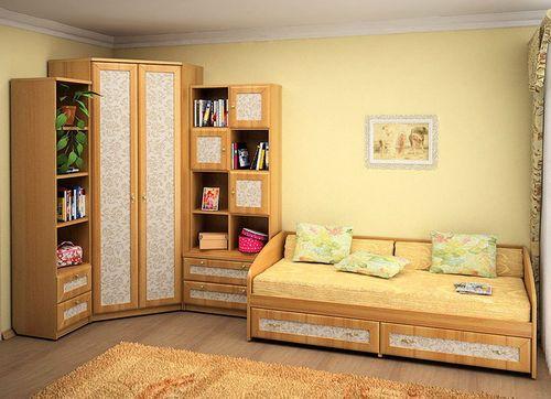 Купить подростковую кровать в Москве